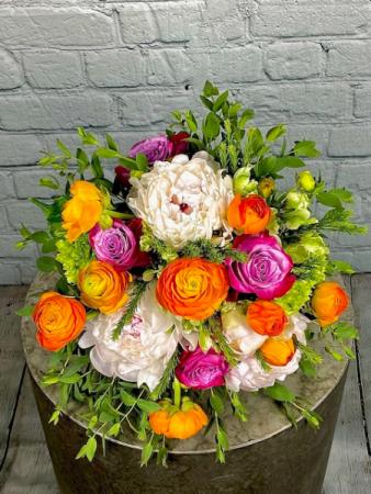 Bohemian Beauty Bridal Bouquet