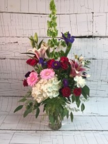 Bohemian Rhapsody Glorious Floral Artistry