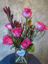 Bohemian Roses Unique Design