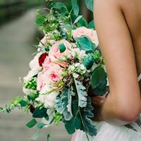 Boho Bouquet Wedding Bouquet, Hand tied