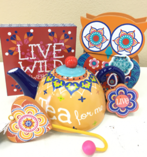 "Boho ""Live""  Gift Set in Riverside, CA 