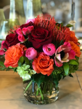 Bold and Beautiful Mixed Quality Blooms