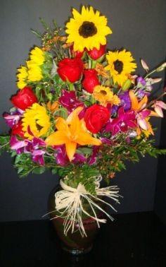 Bold & Beautilful Bouquet