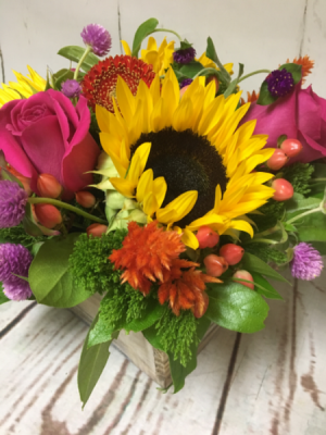 Flower Party  in Easton, CT | Felicia's Fleurs