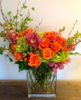 BOLD BOUNTY Vase Arrangement