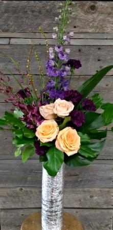Bold Elegance vase