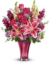 Bold Elegance Vase Arrangement