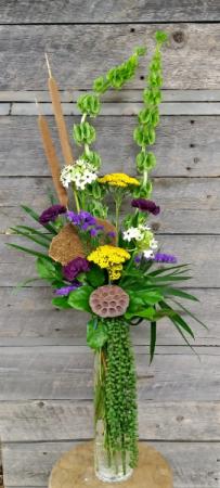 Bold Nature vase