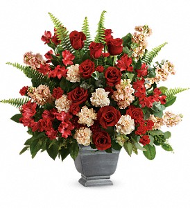 Bold Tribute Bouquet Teleflora