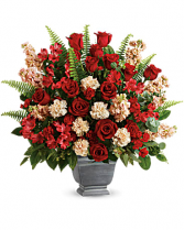 Funeral Flowers Bold Tribute Sympathy Flowers