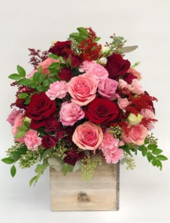 Bonafide! Vase Arrangement