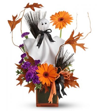 Boo Arrangement Halloween