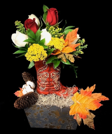 Boot Scooting Fall Design