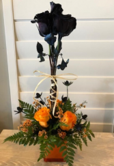Bootiful Halloween Roses in Monument, Colorado   ENCHANTED FLORIST