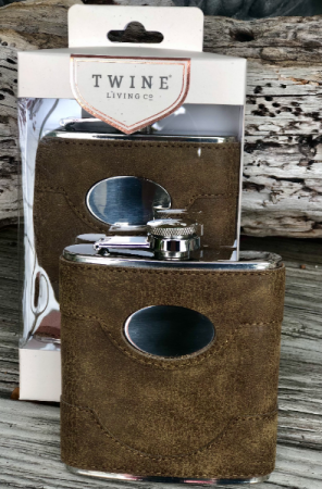 Bootlegger Flask by Twine Living 6 oz. Flask in Key West, FL | Petals & Vines