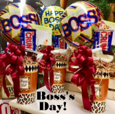 Boss's Day Chocolate Mug Gift Set