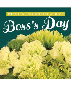 Boss's Day Beauty Premium Designer's Choice in Sonora, CA | SONORA FLORIST AND GIFTS