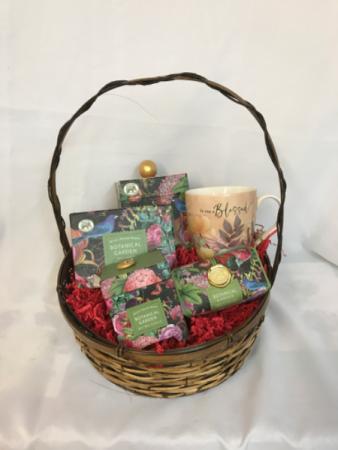 Botanical Garden  Gift Basket