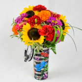 Botanical Tervis Flowers
