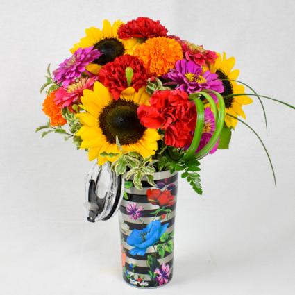 Botanical Tervis Flowers