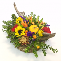 Bountiful Array Designer Arrangement