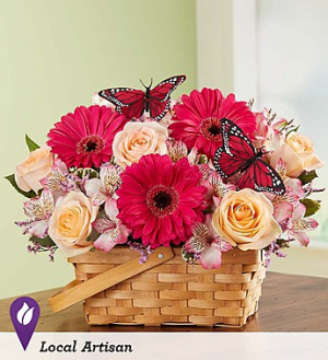 Bountiful Basket-Sale $ 49.99  in Sunrise, FL | FLORIST24HRS.COM