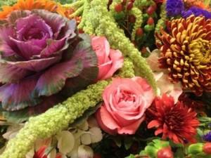 Bountiful Basket arrangement in Northport, NY | Hengstenberg's Florist