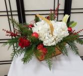 Bountiful Basket Veronica Shoemaker Florist Signature