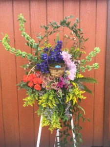 Bountiful Baskets  in Ashland City, TN | Ann Smith's Rose Garden Florist