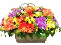 BOUNTIFUL BEAUTY Flower Arrangement