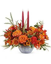 Bountiful Blessings Arrangement of Flowers