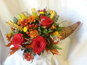 Bountiful Blessings Cornucopia in Wilmore, KY | RACHEL'S ROSE GARDEN