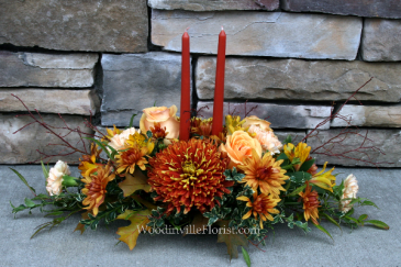Bountiful Blessings Thanksgiving Flowers