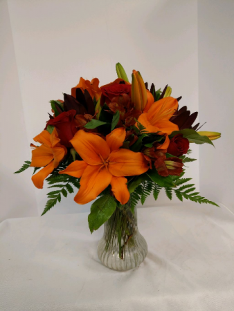 Bountiful Blossoms Vase Arrangement