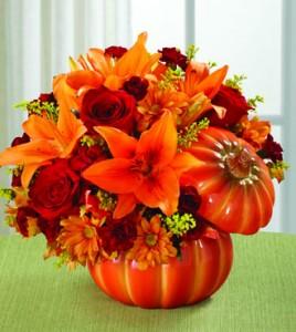 Bountiful Bouquet Fall