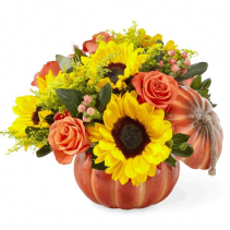 Bountiful Bouquet FTD Arrangement