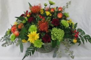 Bountiful Bowl Inspirations Original Design  in Lock Haven, PA | INSPIRATIONS FLORAL STUDIO
