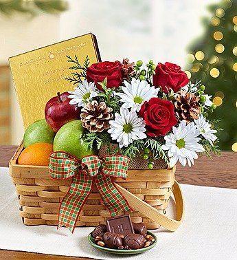 Bountiful Christmas GFFG Arrangement