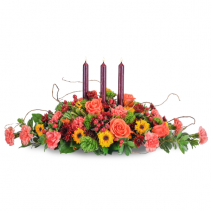 Bountiful Fall Centerpiece
