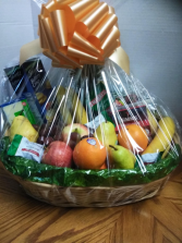 Bountiful Gourmet Fruit Basket  Gift Basket