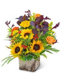 Bountiful Harvest Flower Arrangement