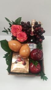 Bountiful Romance Gourmet Gift Box