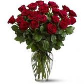 Bountiful Two Dozen Vase Arrangement