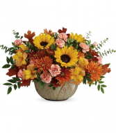 Autumn Harvest Centerpiece T19T110A
