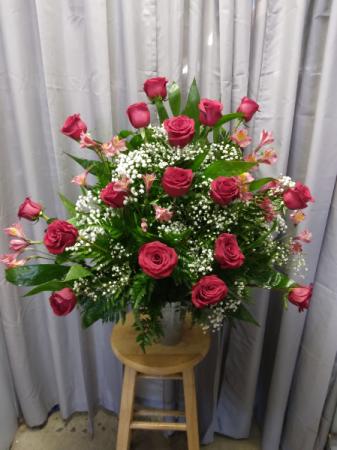bouquet 7 rosas