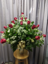 bouquet 9 rosas