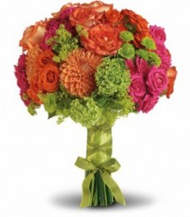 Bright Love Bouquets