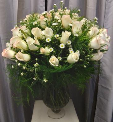 bouquet de luxe rosas