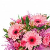 Bouquet Gerbera  Hand-tie Bouquet