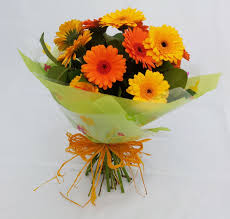 Bouquet Of Gerbera Bouquet